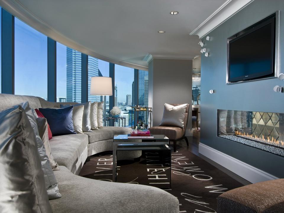 Omni Hotel Dallas How Many Rooms