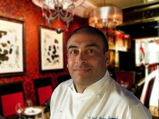 Dallas chef Avner Samuel