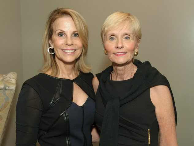 Anne Reeder and Carol Seay, Celebtaing Women