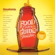 Houstonia Magazine Food Lovers Guide Cover