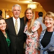 Menninger Luncheon, May 2015, Anette Edens, Steve Irving, Kate Anderson, Diana Anderson