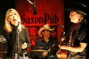 Austin Photo: Places_Live Music_Saxon Pub_Stage