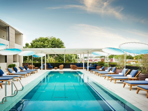 5 Fabulous Austin Hotel Pools For An Easy Summer Escape