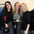claire kelley, lindsay rebholz, angela spears, front door fashion party
