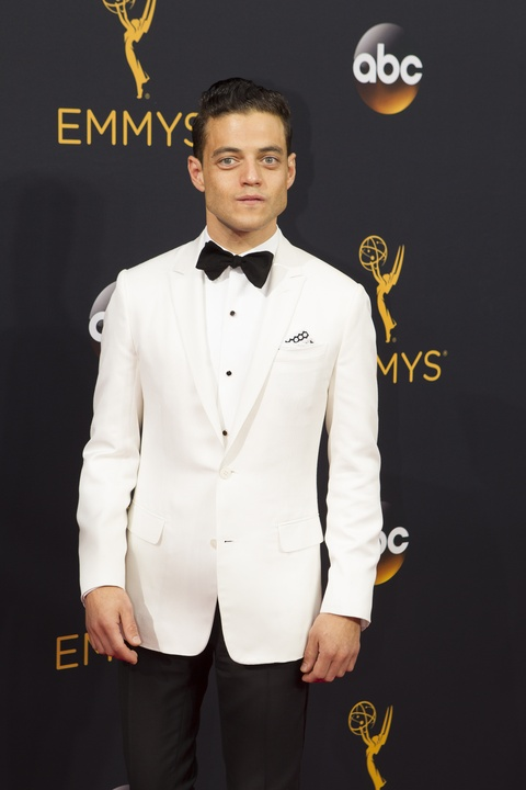 Rami Malek at Emmy Awards