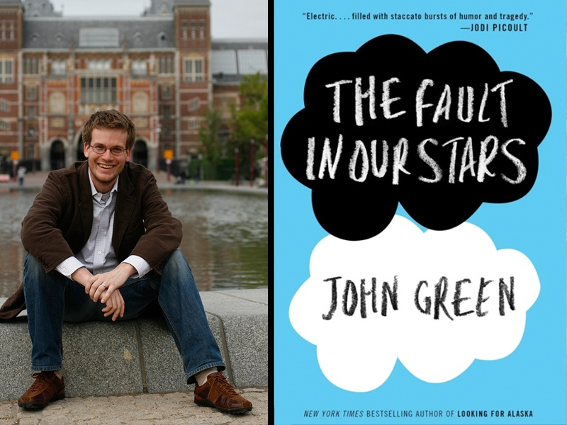 Bookpeople presents john green the fault in our stars for Jack ryan fine jewelry austin