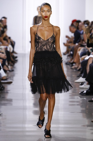 Jason Wu spring 2016 collection at New York Fashion Week