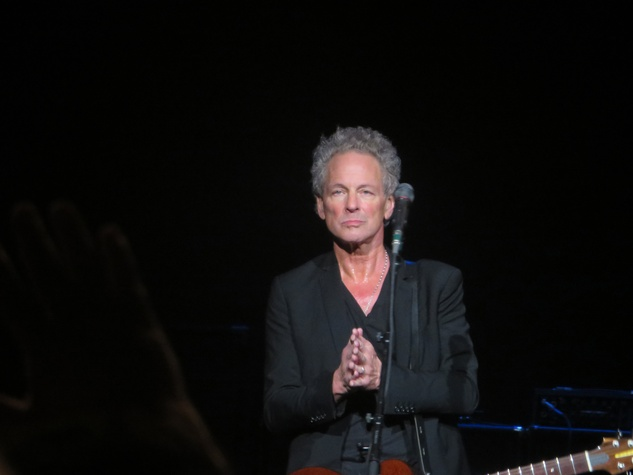 Jane Howze Fleetwood Mac December 2014 Lindsay Buckingham