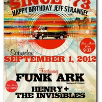 Austin photo: Events_Funk Ark_Poster