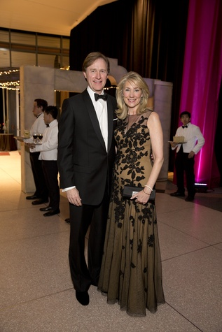 Museum of Natural Science Gala, March 2016, Bill Montgomery, Kelly Montgomery