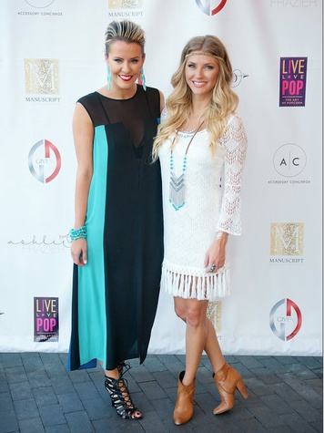Courtney Kerr and AshLee Frazier, bachelor in paradise premiere