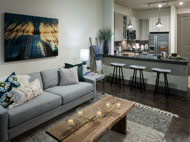 Alexan Crossings apartments Richardson