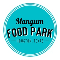 Mangum Food Park Houston October 2013 logo