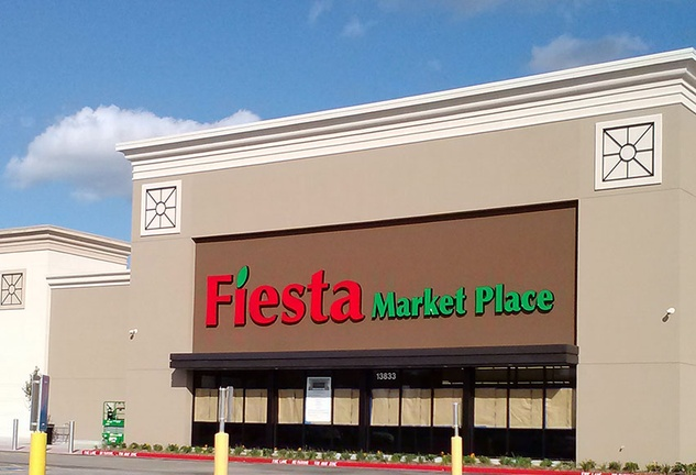 Fiesta Market Place in Sugar Land