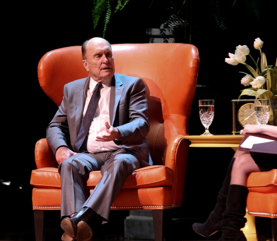 9 Brillant Lecture Series with Robert Duvall and Shelby Hodge January 2014