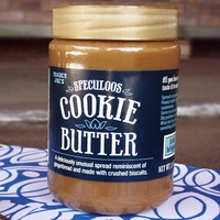 Speculoos Cookie Butter from Trader Joe's