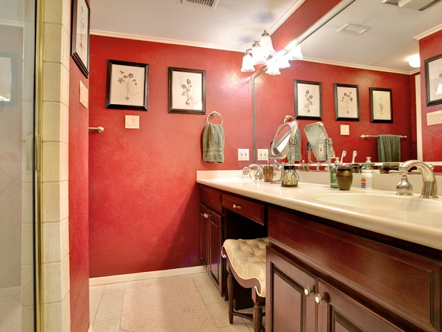 Bathroom at 3197 Westcliff Rd. in Fort Worth