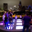 Long Center_Purple Party 7_terrace_Austin night skyline_2015