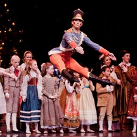The Nutcracker, Rhodes Elliott, artists of Houston Ballet