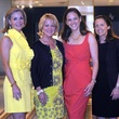 Katherine Coker, Louise, Griffeth, Angie Kadesky, Elsa Norwood, Ann Dyer at Equest lunch