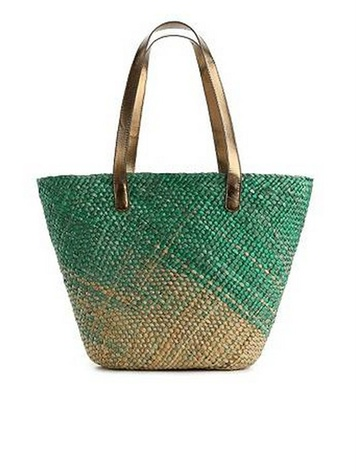 Kelly & Katie Straw Ombre Tote at DSW