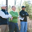 Tiger Woods and golf dudes April 2014