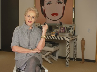Carolina Herrera in The Tents documentary