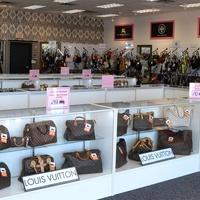 Louis Vuitton handbags at Keeks in Dallas