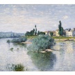 MFAH Claude Monet May 2014 - The Seine at Lavacourt