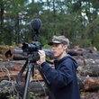 director John Fiege of Above All Else filming in East Texas