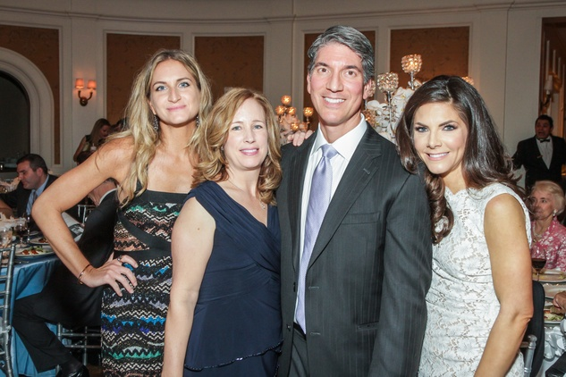Houston, Mission of Yahweh Gala, May 2015, Sarah Hartland, Karen and Lee Partridge, Monica Hartland Blaisdell