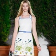 Fashion Week spring summer 2014 Tory Burch Look 1