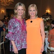 Ann Barbier-Mueller, Fay Sheehan, Salvation Army Luncheon