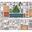 Nau Center Site Map; Courtesy of Nau Center for Texas Cultural Heritage