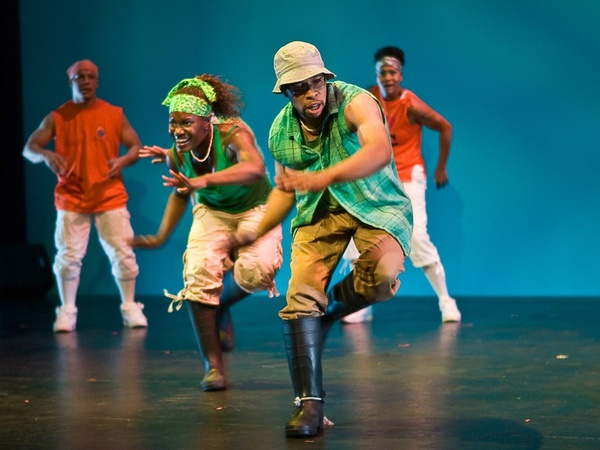 News_Miller Outdoor Theatre_Step Afrika