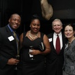 6 Brian Raines, from left, Kennetha Battle, Ashley Smith and Peggy Smith at the Health Museum Gala September 2014