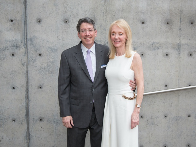 Dr. Michael and Shelle Sills