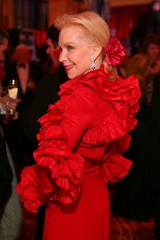 9263 Lynn Wyatt wearing Valentino Best Houston Grand Opera HGO gala gowns April 2015