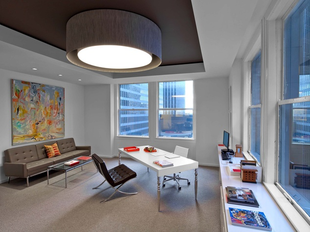 Stunning Houston Office Saluted In Interior Design Best Of