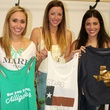 Sammie Pace, Miranda Ward and Hallie Brinkman,  chantilly shopping event