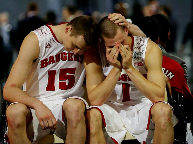 Wisconsin heartbreak Kentucky