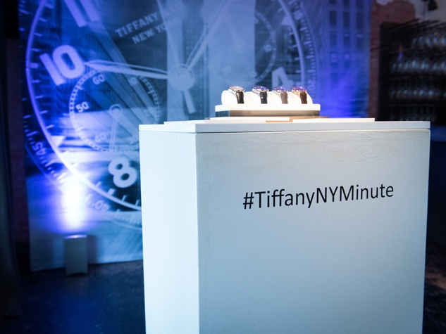 Camerata and Tiffany Watch Launch TiffanyNYMinute