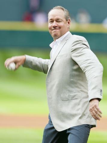 Jim Crane opening pitch