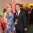 39 Staci and Quang Henderson at the Blaffer Gala May 2014