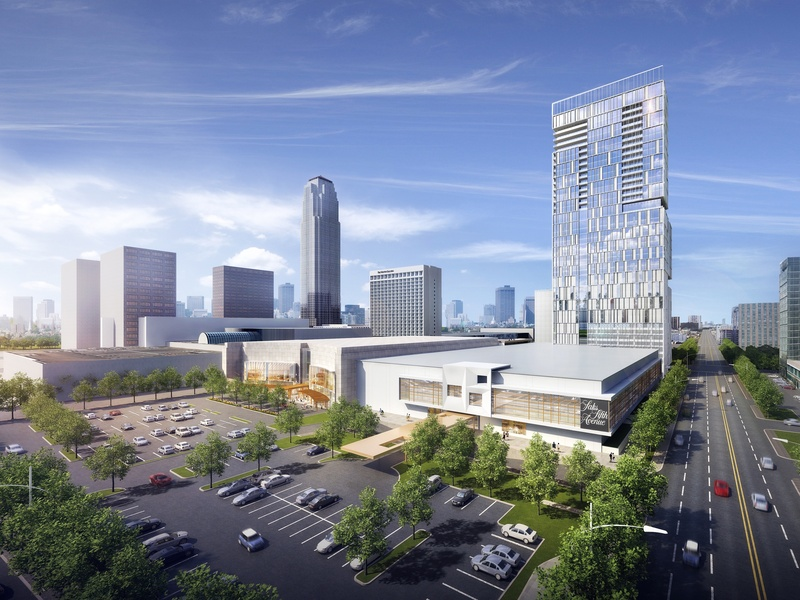 Slideshow the galleria moves on up with major expansion for Hotel luxury houston