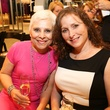 Adriana Rosenbaum, left, and Sara Rosenbaum at Neiman Marcus' Stiletto Strut