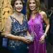 17 Shahla Ansary, left, and Sima Ladjevardian at the MFAH Grand Gala Ball October 2013