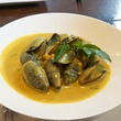 The Corner Table new menu July 2014 mussels or clams