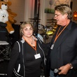 244 Betty Johnson and Dan Pastorini at the Dan Pastorini golf benefit October 2014