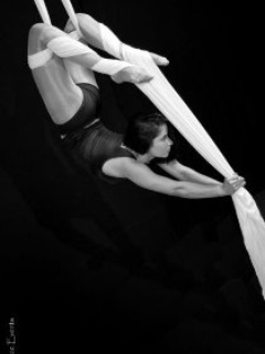Aerial Dance Workshop for Beginners with Erica Halligan